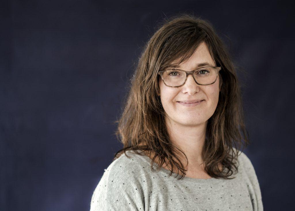 Anke Schöttler, Erfinderung und Gründerin der EiS-App